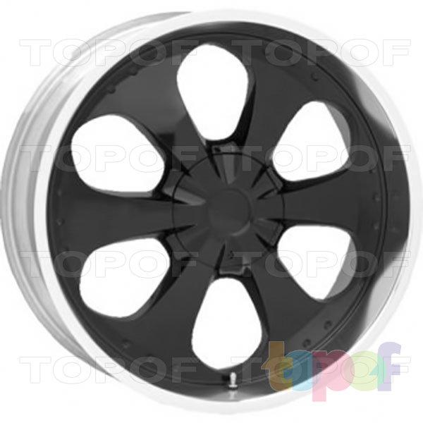 Колесные диски American Racing Cryptic 332. Изображение модели #1