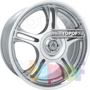 Колесные диски American Racing Estrella 95. Изображение модели #1