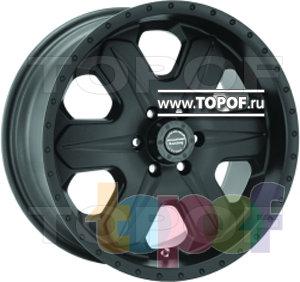 Колесные диски American Racing Fuel 3919 (тефлон). Изображение модели #1