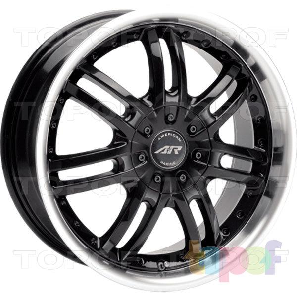 Колесные диски American Racing Haze 363. Изображение модели #1