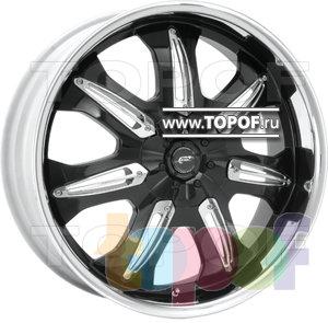 Колесные диски American Racing Hustler 381