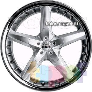 Колесные диски Antera 349. Изображение модели #2