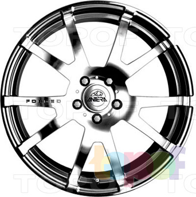 Колесные диски Antera 365. Изображение модели #2