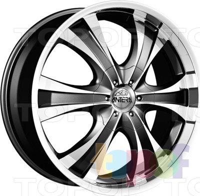 Колесные диски Antera 385. Изображение модели #1