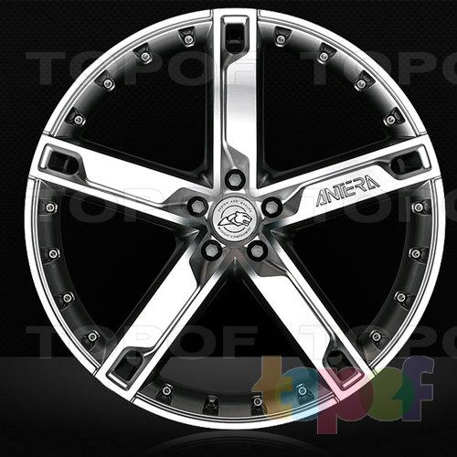 Колесные диски Antera 503. Изображение модели #4