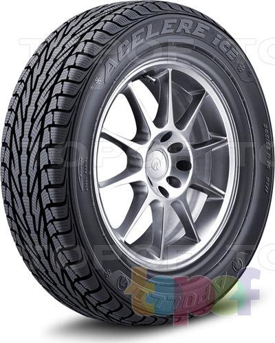 Шины Apollo Tyres Accelere Ice. Изображение модели #1