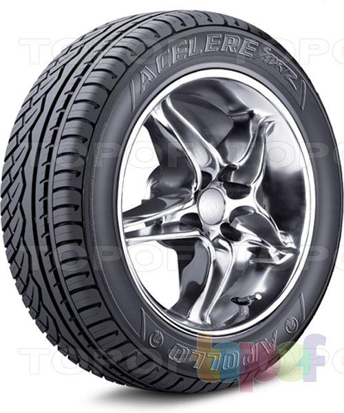 Шины Apollo Tyres Accelere Sportz. Изображение модели #1