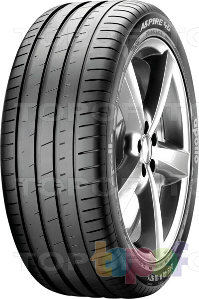 Шины Apollo Tyres Aspire 4G. Изображение модели #1