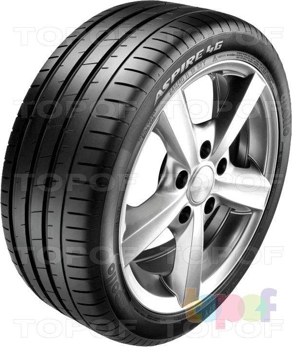 Шины Apollo Tyres Aspire 4G. Изображение модели #3