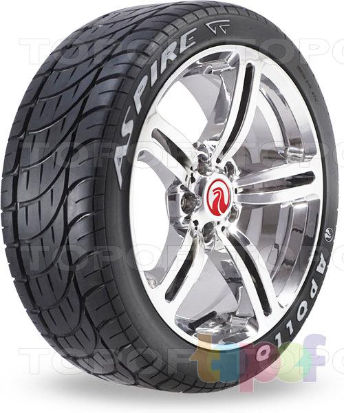 Шины Apollo Tyres Aspire TT. Изображение модели #1