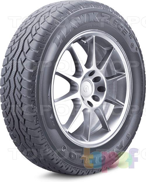 Шины Apollo Tyres Hawks Ice. Изображение модели #1
