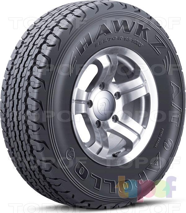 Шины Apollo Tyres Hawkz A/T. Изображение модели #4