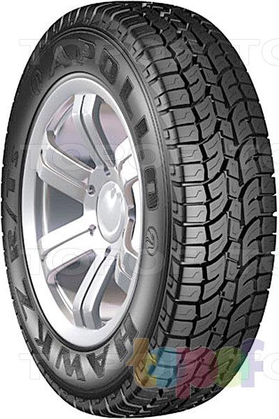 Шины Apollo Tyres Hawkz RTs