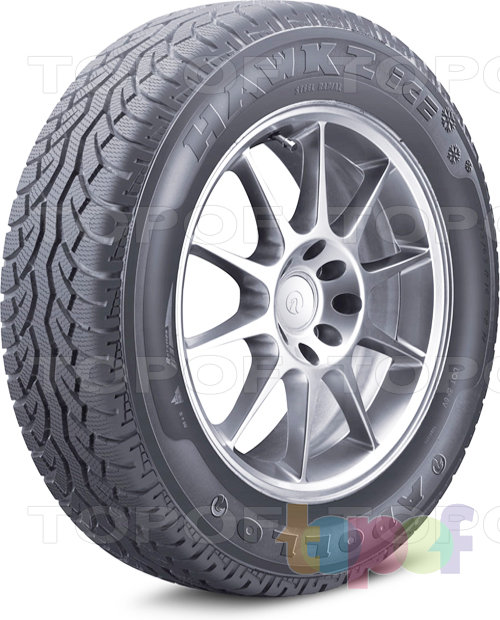 Шины Apollo Tyres Hawkz Winter. Изображение модели #2