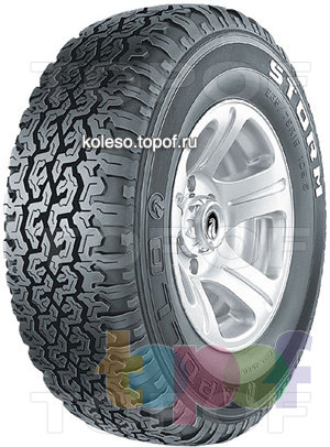 Шины Apollo Tyres Storm. Изображение модели #1