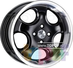 Колесные диски Artec AD Cup. Изображение модели #2