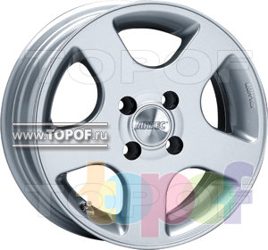 Колесные диски Artec AF. Изображение модели #1