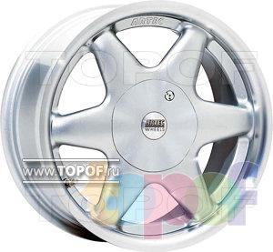 Колесные диски Artec D. Изображение модели #1
