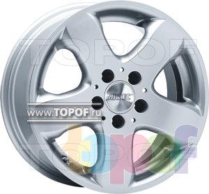 Колесные диски Artec DС. Изображение модели #1