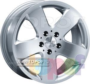Колесные диски Artec DС. Изображение модели #2