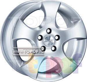 Колесные диски Artec FMG 6. Изображение модели #1