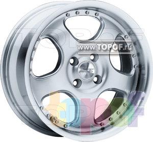 Колесные диски Artec MA Exclusiv. Изображение модели #1
