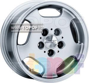 Колесные диски Artec MB. Изображение модели #1