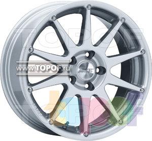Колесные диски Artec MCSTW. Изображение модели #1