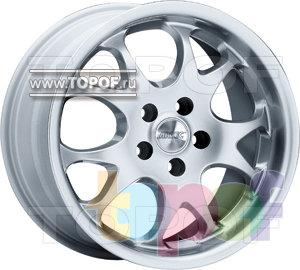 Колесные диски Artec MF. Изображение модели #1