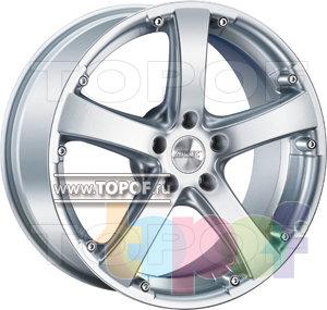 Колесные диски Artec MJ Power. Изображение модели #1