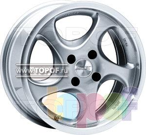 Колесные диски Artec PA. Изображение модели #1