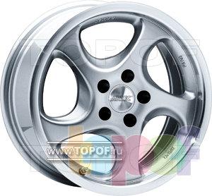 Колесные диски Artec PA. Изображение модели #2
