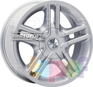 Колесные диски Artec R. Изображение модели #1
