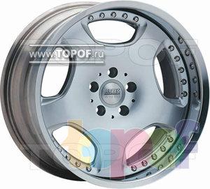 Колесные диски Artec Vip me. Изображение модели #1