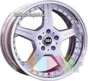 Колесные диски ASA BS2. Изображение модели #1