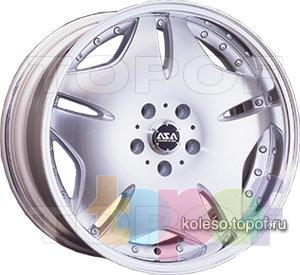 Колесные диски ASA BS3. Изображение модели #1