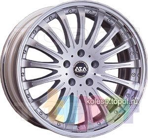 Колесные диски ASA BS5. Изображение модели #1
