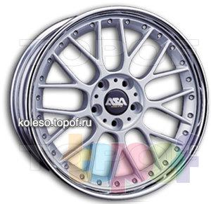 Колесные диски ASA DM3