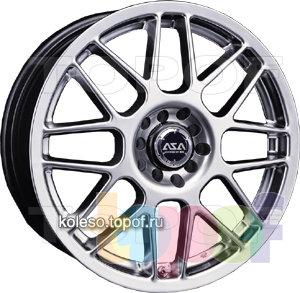 Колесные диски ASA EM9. Изображение модели #1