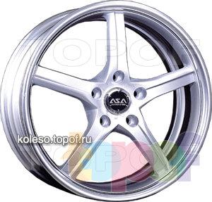 Колесные диски ASA FR1. Изображение модели #1