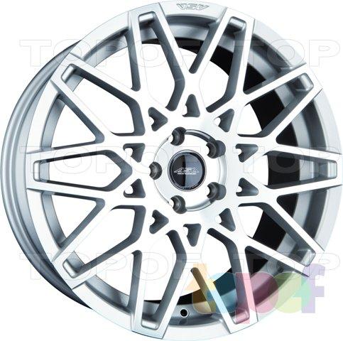 Колесные диски ASA GT4. Изображение модели #3