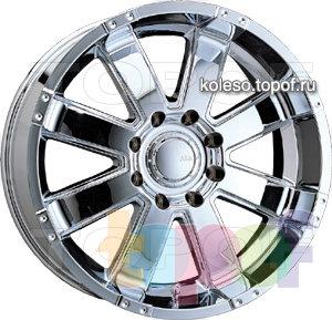 Колесные диски ASA HM3. Изображение модели #1