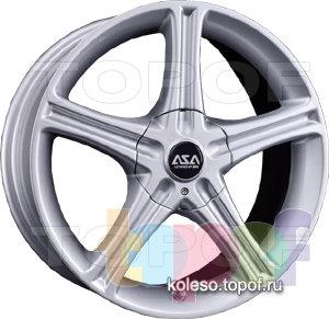 Колесные диски ASA IS1. Изображение модели #1