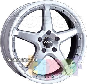 Колесные диски ASA JH2. Изображение модели #1