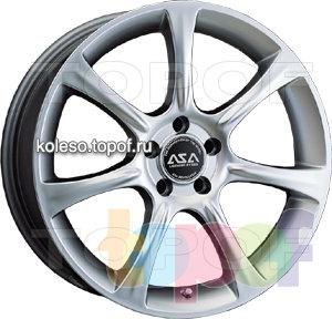 Колесные диски ASA JH3. Изображение модели #1