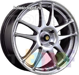 Колесные диски ASA KA3. Изображение модели #1