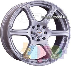Колесные диски ASA KZT. Изображение модели #1