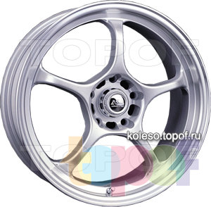 Колесные диски ASA LS5. Изображение модели #1