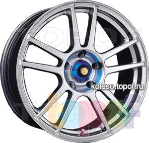 Колесные диски ASA LW5. Изображение модели #1
