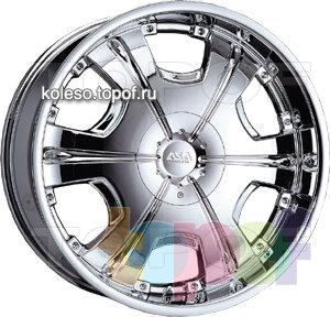 Колесные диски ASA RK1. Изображение модели #1